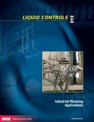 Industrial Application Guide - Liquid Controls