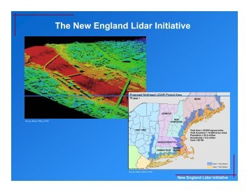 The New England Lidar Initiative