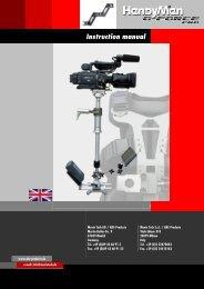 HandyMan G-Force PRO Manual eng Apr07 - ABC Products