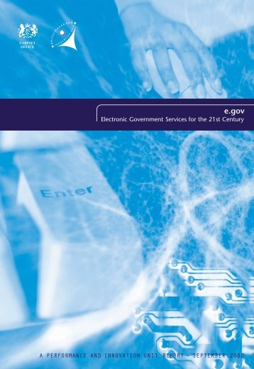 Electronic Government Services for the 21st Century - ePractice.eu