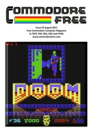 Commodore Free Magazine Issue #53 (PDF)