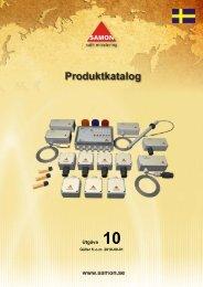 Produkt katalog 10 - Samon AB
