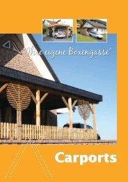 Carports - Scheiwe-Holz