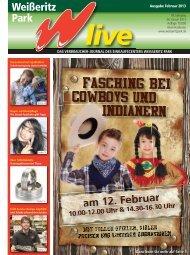 Ausgabe 02/2013 - Der Weißeritz Park Freital