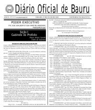 1.111 - Prefeitura Municipal de Bauru