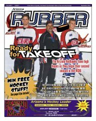 Ready for - Rubber Hockey Magazine