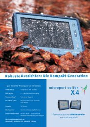 Datenblatt X4_03-04.FH10 - Robust-pc.de