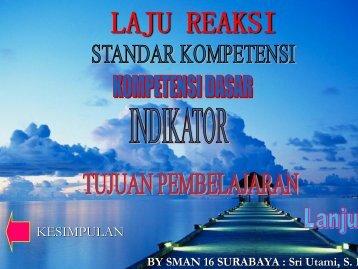 Laju Reaksi - Guru Indonesia