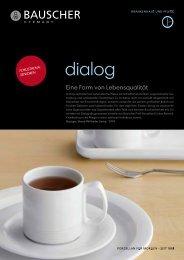 dialog (PDF, 1300KB) - Bauscher
