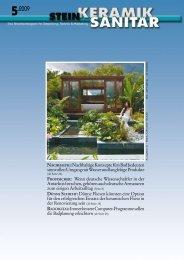 Nachhaltig: Nachhaltige Konzepte fürs Bad bedeuten sinnvollen ...