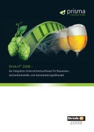 Drink-IT - Prisma Informatik