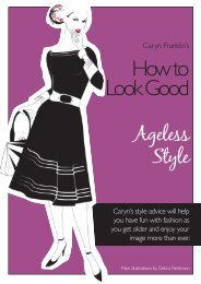 ageless style.indd - Caryn Franklin's How to Look Good