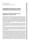 Lokalna samouprava – Propisi i praksa 2/08 - Stalna konferencija ... - Page 7
