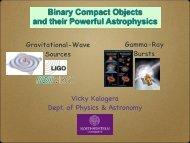 Binary Compact Objects and their Powerful Astrophysics