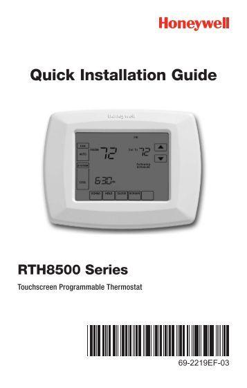 Honeywell thermostat mac id