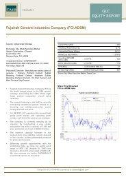 Fujairah Cement Industries Company (FCI.ADSM)