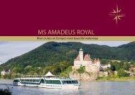 MS AMADEUS ROYAL - Classic Voyages
