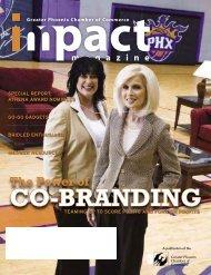 Impact Magazine October 2007 - Phoenix Chamber of Commerce