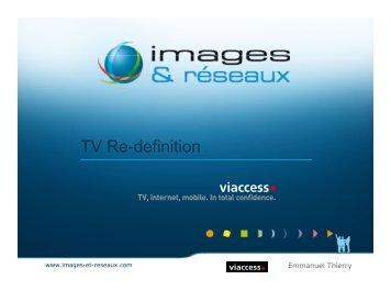 TV Re-definition - Cintel