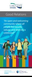 Supported by the Community Relations Unit OFMDFM - Western ...