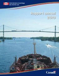 2010 - Great Lakes Pilot Authority, Canada