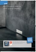 Montážní prvky Geberit pro sprchy s odtokem ve stěně - Page 3