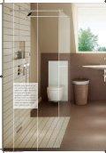 Montážní prvky Geberit pro sprchy s odtokem ve stěně - Page 4