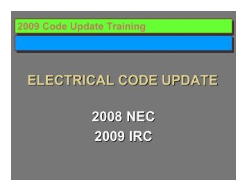 2009 Canadian Electrical Code Saskatchewan ... - SaskPower