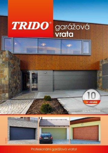 formát .pdf - Garážová vrata Trido
