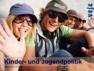 kommunale Kinder- und Jugendpolitik - VOJA