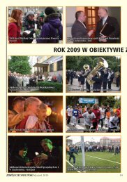 ROK 2009 W OBIEKTYWIE Z - Ciechocinek.pl