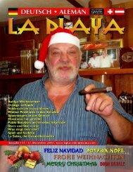 Spannungen an der Grenze - Das Magazin LA PLAYA