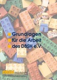 Grundlagen für die Arbeit des DBSH e.V. - DBSH Deutscher ...