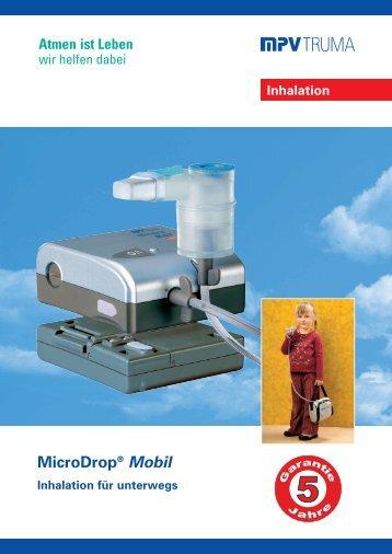 MicroDrop® Mobil - MPV MEDICAL GmbH
