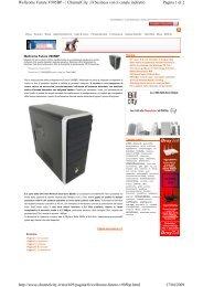 Pagina 1 di 2 Wellcome Future V905BP -   ChannelCity   Il business ...