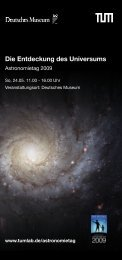 Die Entdeckung des Universums - Universe Cluster