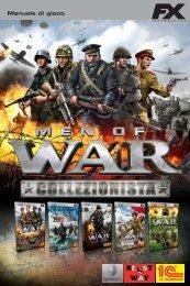 Manuale di gioco - FX Interactive