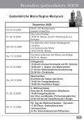 Gemeindebrief Dezember 2008 / Januar 2009 - St. Joseph ... - Page 7
