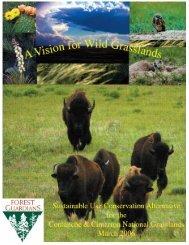 Read the Sustainable Use Conservation Alternative (PDF)