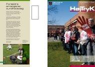 Forældre arrangerer sundhedsdag - Høje-Taastrup Kommune