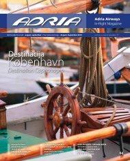 København - Adria Airways