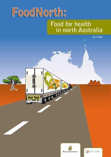 FoodNorth - Australian Indigenous HealthInfoNet