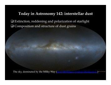 Lecture 12 - Astro Pas Rochester