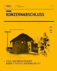 Konzernabschluss (873 KB) - Konzernbericht 2011 - SolarWorld AG