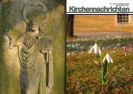 Kirchenblatt April/Mai 2012 - Kirchgemeinde Neukirch/Lausitz