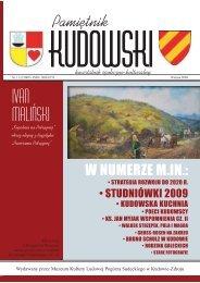 Pamiętnik Kudowski 1/2009