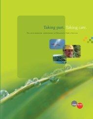 2003 Environmental Report - Integrys Energy Group