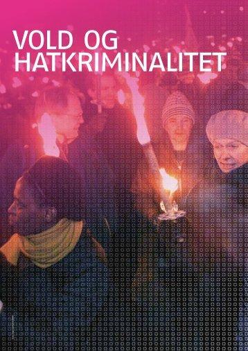 Vold og hatkriminalitet