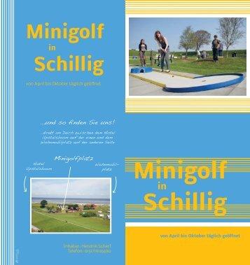 Minigolf Schillig - spektrum nord
