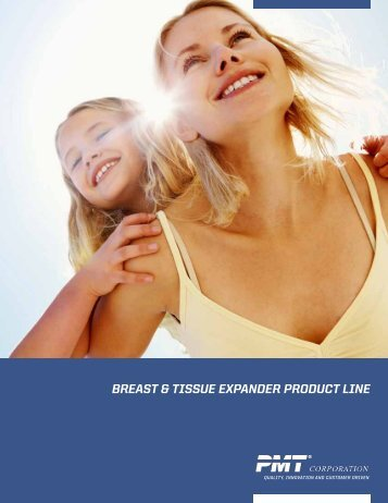 breast & tissue expander product line - Medical Vision Australia